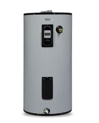 Whirlpool Water Heaters Electric Natural Gas And Liquid